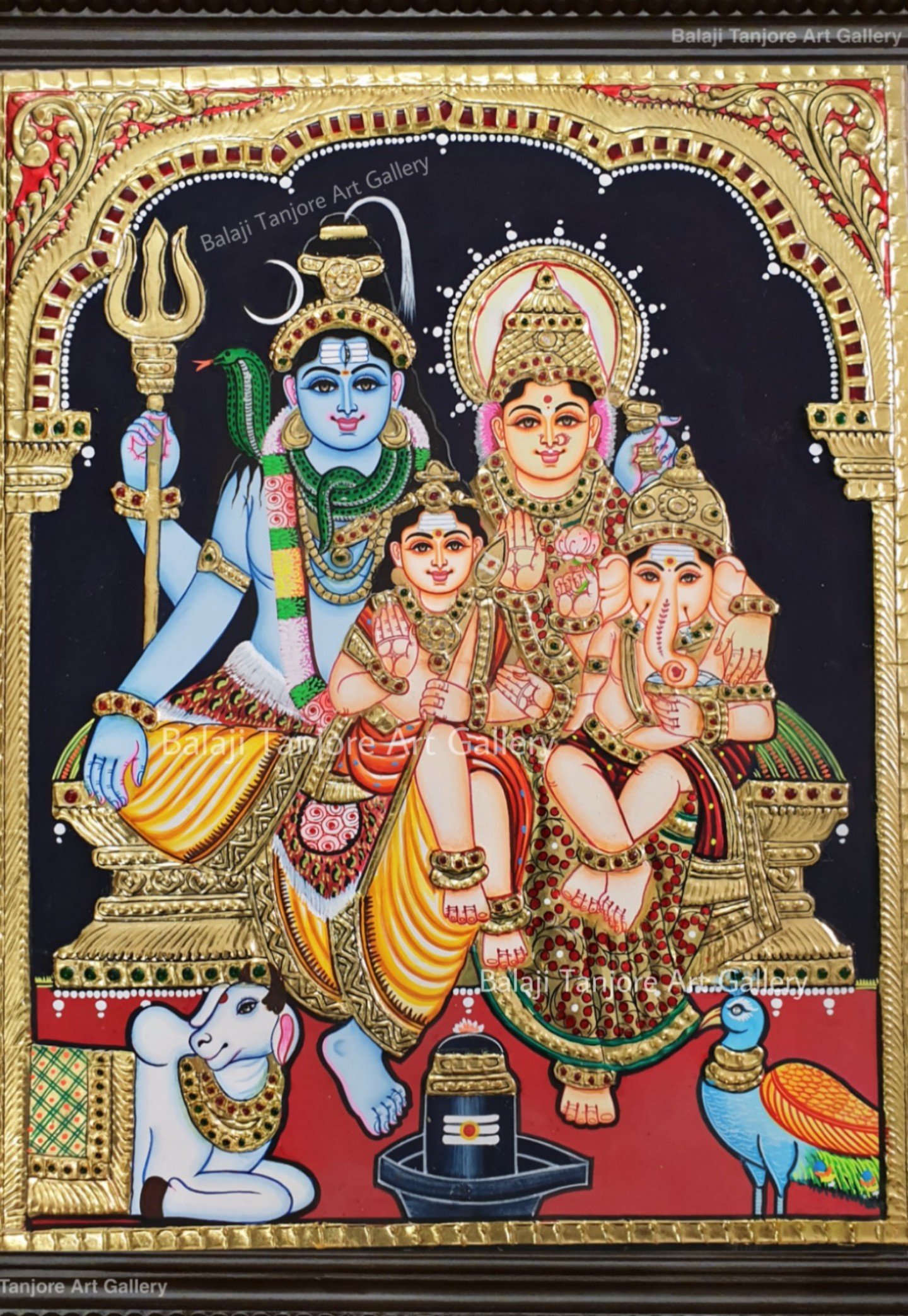 Balaji Tanjore Paintings