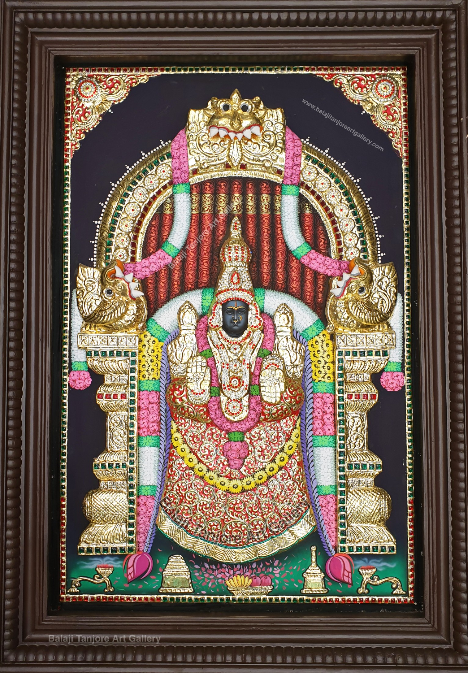 Thayar 3D Tanjore painting