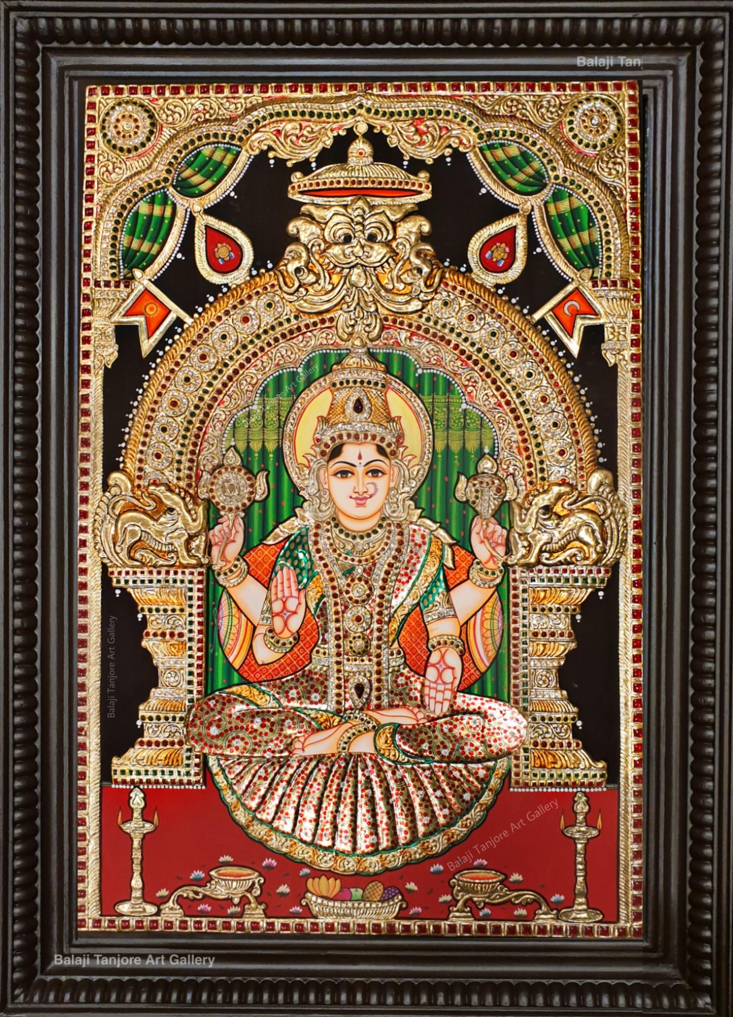 narayani grand tanjore painting