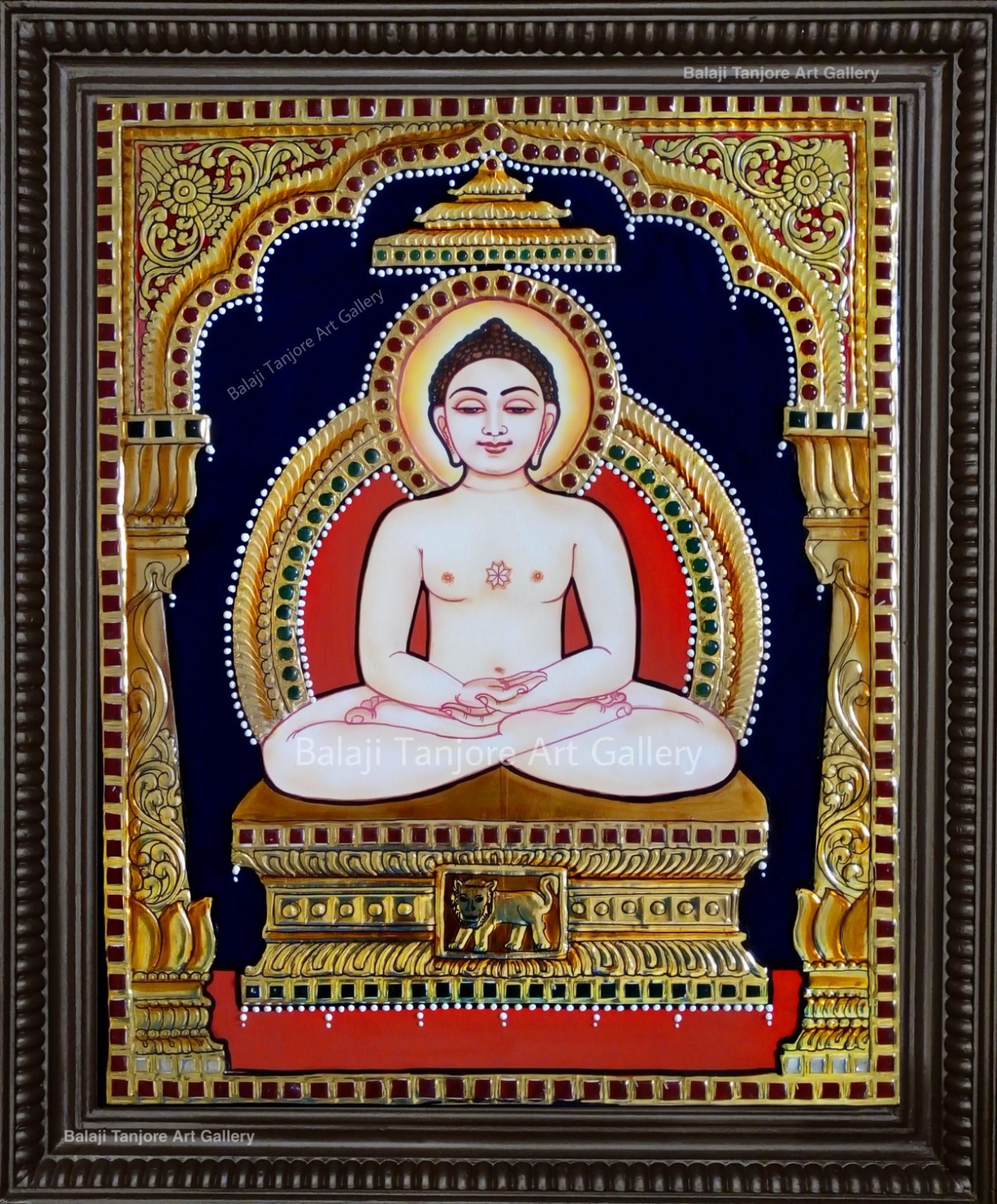 kirupanandha variyar tanjore painting